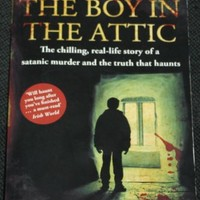 The Boy in the Attic true crime paperback book by David Malone
