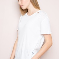 Violet Top - Clothing