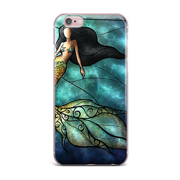 "Mandie Manzano ""Mermaid"" iPhone Case"
