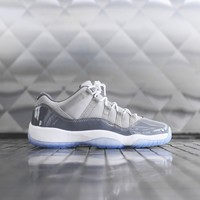 Nike GS Air Jordan 11 Retro Low - Cool Grey