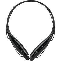 LG LGTONE730 TONE+(TM) Bluetooth(R) Headphones with Microphone (Black)