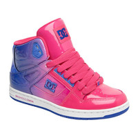Women's Rebound Hi LE Shoes - DC Shoes