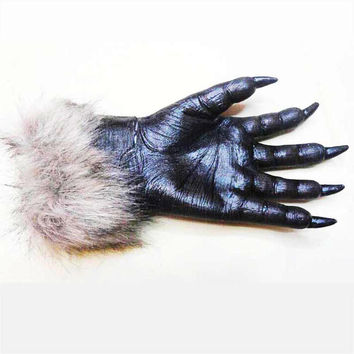 Halloween Scary Animal Gloves
