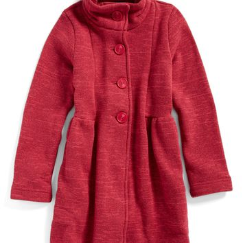 Patagonia 'Better Sweater' Fleece Lined Coat (Little Girls & Big Girls) | Nordstrom