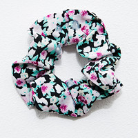 Ditsy Print Floral Scrunchie - Urban Outfitters
