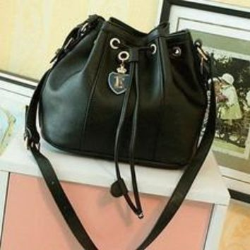Hot!!!!New Black Women Handbag Shoulder Bags Tote Purse PU Leather Messenger Hobo Bag [7898979591]