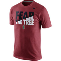 Nike Stanford University Tri-Blend T-Shirt