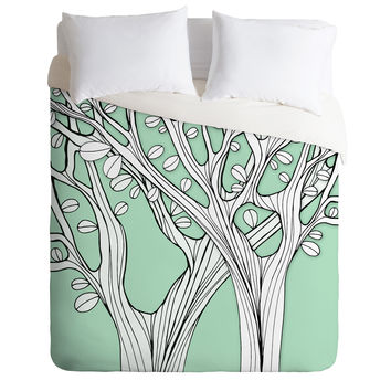 Gabi For The Birds 1 Duvet Cover