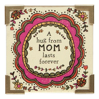 Corner Magnet, Hug Mom by Natural Life