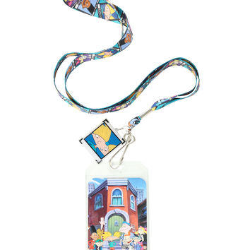 Hey Arnold! Pictures Lanyard