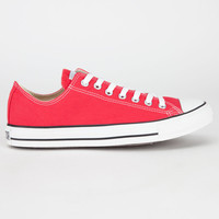 CONVERSE (RED) Chuck Taylor All Star Low Shoes | Sneakers