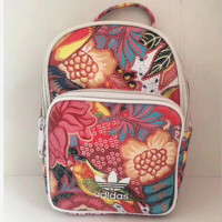 adidas Originals Mini Farm Print Backpack In Bright Floral