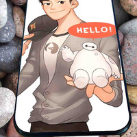 Baymax Hello for iPhone 4/4s/5/5S/5C/6, Samsung S3/S4/S5 Unique Case *95*