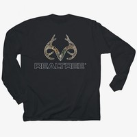 Youth Realtree Antler Long Sleeve Logo Tee | Realtree Youth Clothing 2015