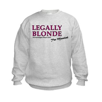 Legally Blonde Sweatshirt
