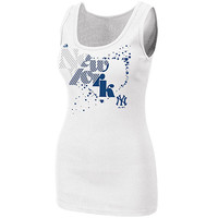 New York Yankees Women's Obvious Greatness Tank by Majestic Athletic - MLB.com Shop