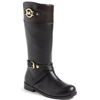 Girl's MICHAEL Michael Kors 'Emma - Giada' Tall Boot,