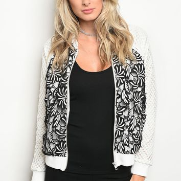 Party In Milan Bomber Jacket