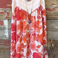 Take me to on Vacay Floral Dress