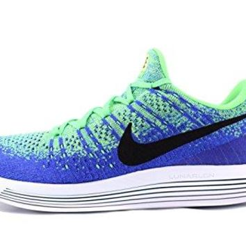 NIKE Men's Lunarepic Low Flyknit 2 Running Shoe