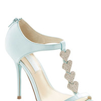 Betsey Johnson Luxe Betsey Johnson Luxe of Love Heel in Turquoise