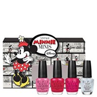 O.P.I Minnie Mouse Mini Collection at asos.com