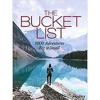 The Bucket List - 1000 Adventures Big & Small