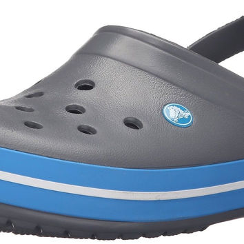crocs Crocband Clog Charcoal/Ocean 6 B(M) US Women / 4 D(M) US Men