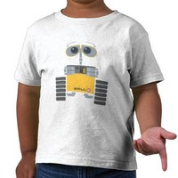WALL-E T SHIRTS from Zazzle.com