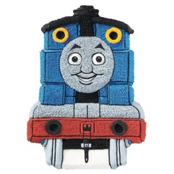 Make Sure the Birthday Party Stays on Track with This Thomas the Train & Friends Cake Pan!