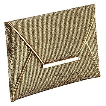 Hot Fashion Womens Sequins Envelope Bag Evening Party Purse Clutch Handbag Gold