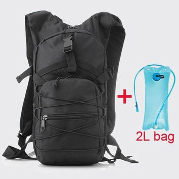 ICIKUH3 New  Bladder Hydration Backpacks Camping Hiking Water Bag Bike Bicycle Cycling Camel Water Bladder bag 2L