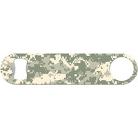 Army Strong - ACU Camo Bottle Opener