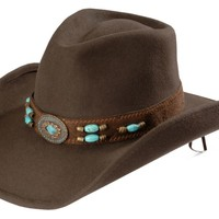 Bullhide Jewel of the West Wool Cowgirl Hat - Sheplers
