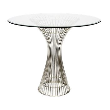 Worlds Away Powell Side Table