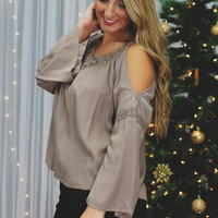 Tawny Treasures Top