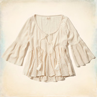 Sycamore Cove Lace Top