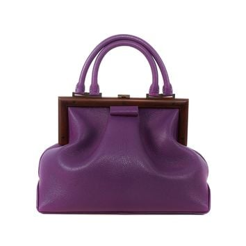 Perrin Paris Purple Bag