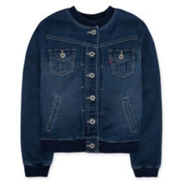 Levi's Jackets - Kid's - Blue,Brown