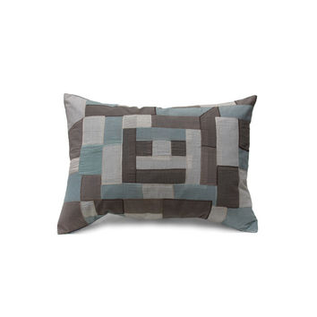 Kerr Patches Pillow design by Bliss Studio