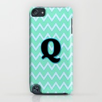 Letter Q iPhone & iPod Case by Gretzky