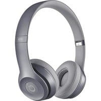 Beats by Dr. Dre - Solo 2 On-Ear Headphones - Stone Gray