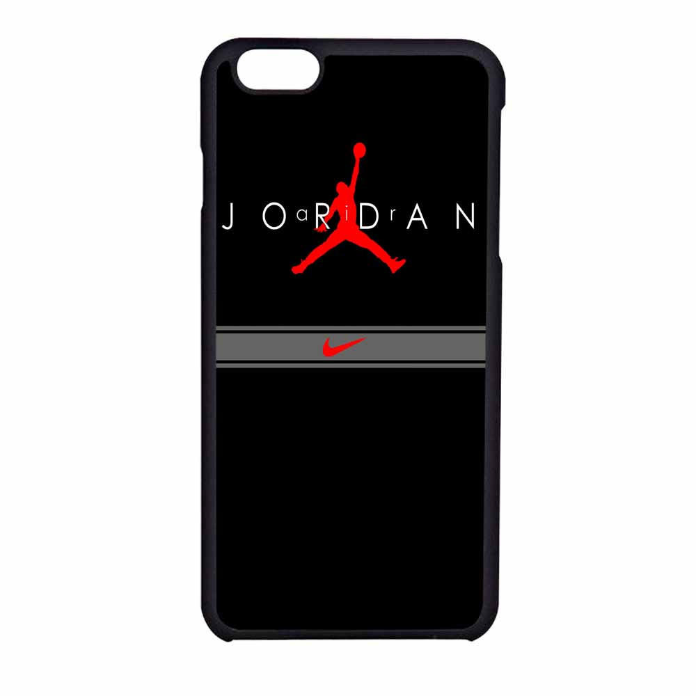 jordan nike red iphone 6 case from case beauty free shipping. Black Bedroom Furniture Sets. Home Design Ideas