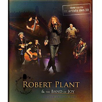 Robert Plant & The Band Of Joy & Jojo Pennebaker - Live From The Artists Den