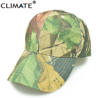 Men Amazing Camouflage Simulate Hunting Caps Unique Meisai Disguise Army Sport