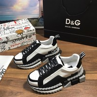 DG  Men Casual Shoes Boots fashionable casual leather