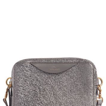 Anya Hindmarch Stack Metallic Leather Crossbody Wallet | Nordstrom
