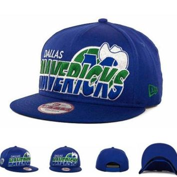 ESBON Dallas Mavericks Nba Cap Snapback Hat - Ready Stock