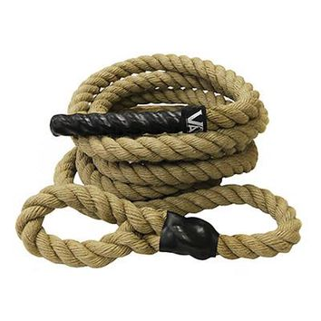 Valor Fitness CLR-25 Climbing Rope 25'