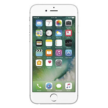 Apple iPhone 6S - 16GB GSM Unlocked - Silver (Certified Refurbished)